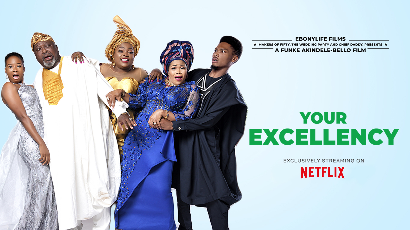 Your Excellency Now On Netflix