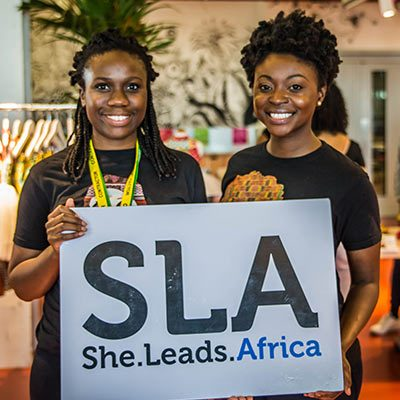 Afua Osei and Yasmin Belo-Osagie, She Leads Africa – Best Collaboration of the Year