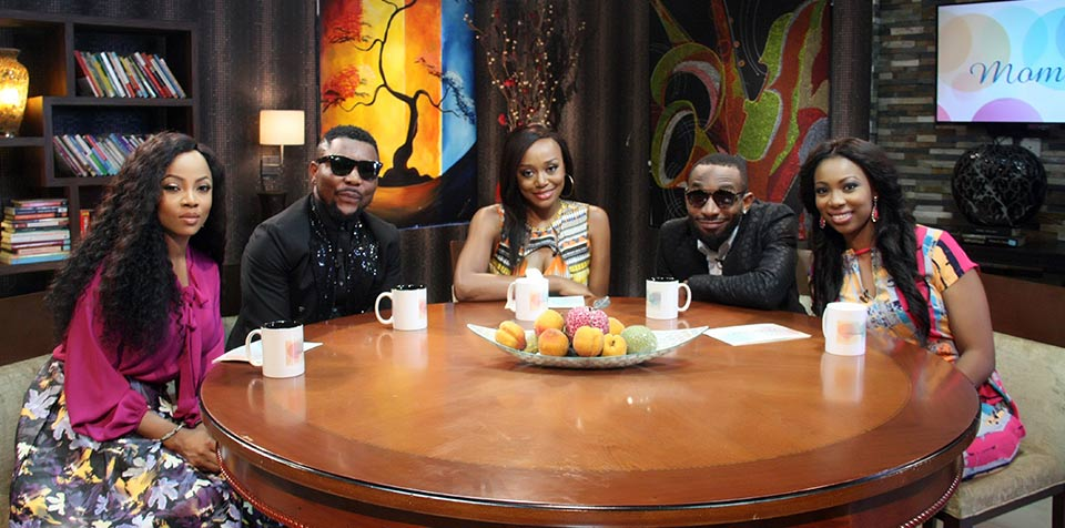 "Kay Switch & Oritsefemi on ""Girls Talk Myth vs Reality"""