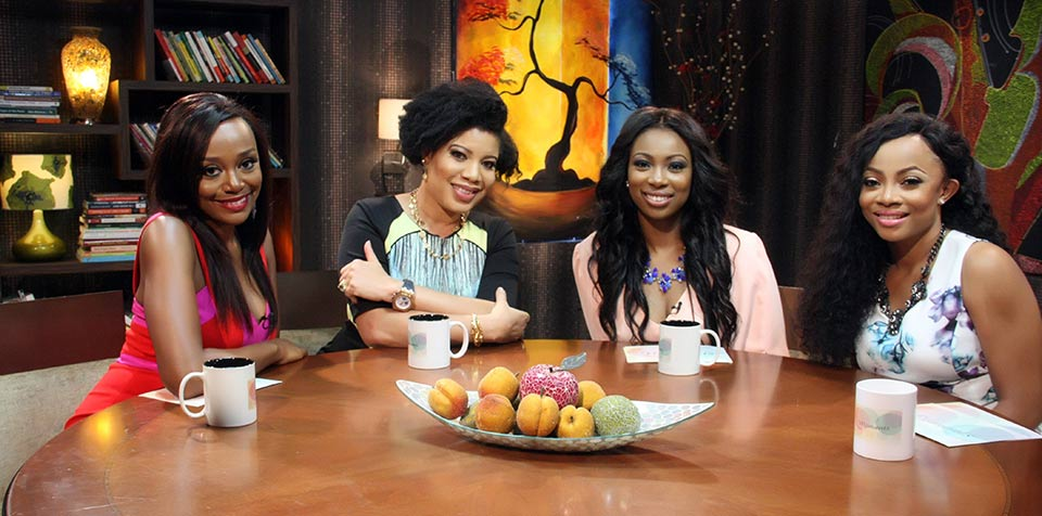 "Monalisa Chinda on ""Moving On"""