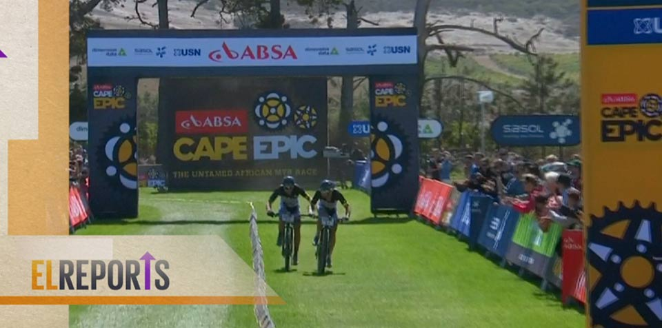 Cape Epic mountain bike race gets underway