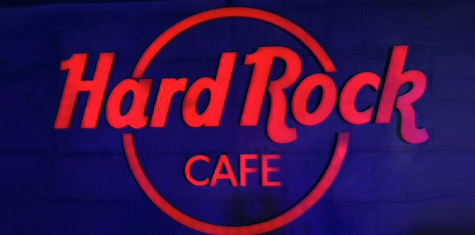 Hard Rock Cafe launches in Lagos