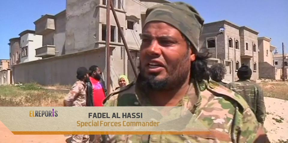 Libyans return to war-battered Benghazi Fadel Al Hassi