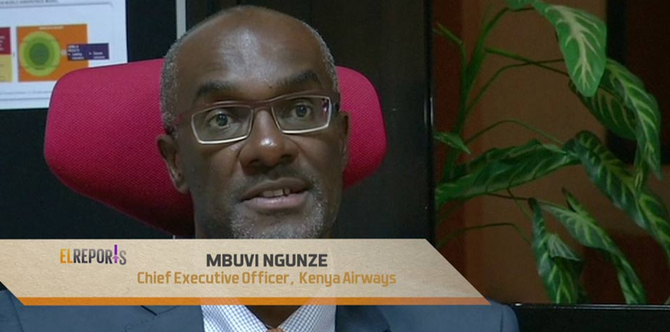 Lower fuel costs, savings to narrow Kenya airways losses, said CEO