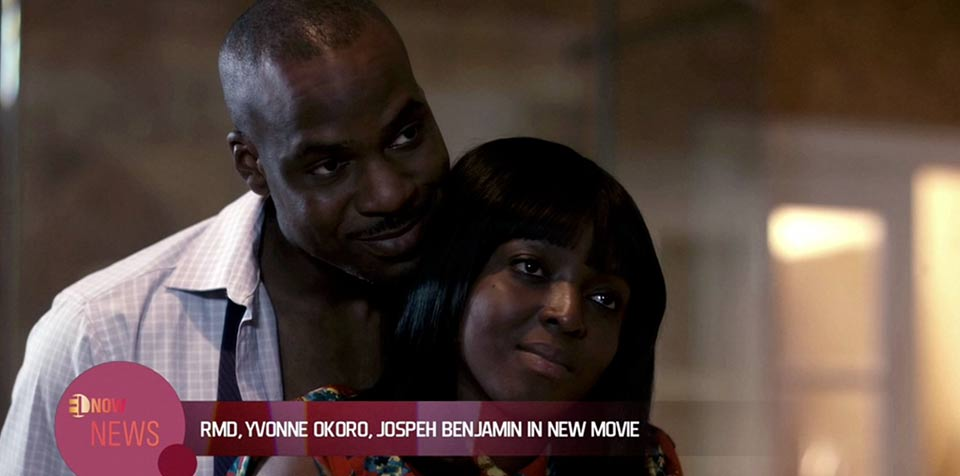 RMD, Yvonne Okoro, Jospeh Benjamin in new movie