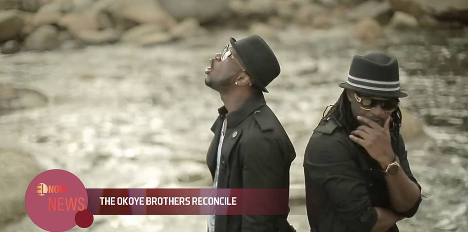 The Okoye brothers reconcile