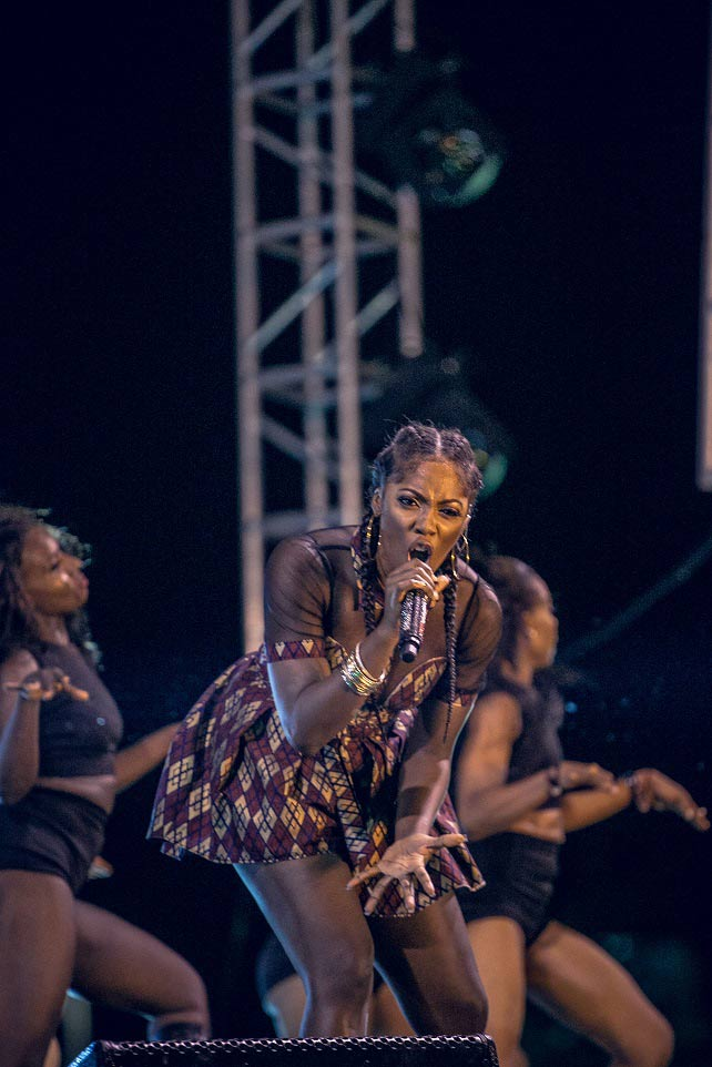 Tiwa-Savage-performing-at-#HeinekenGidiFest