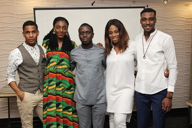 Denola Grey, Toyin Poju-Oyemade, Remi Ogunkayo, Red Media Acting MD, Zina Anumudu and Biodun Laaro