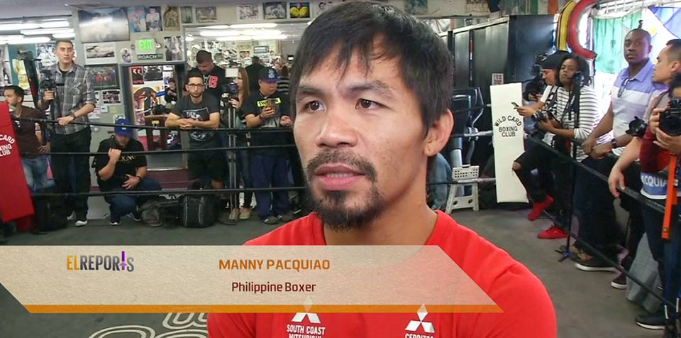 Pacquiao gets ready for final fight