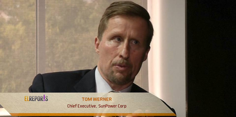 Mexico power rates must rise to spur solar growth-SunPower CEO