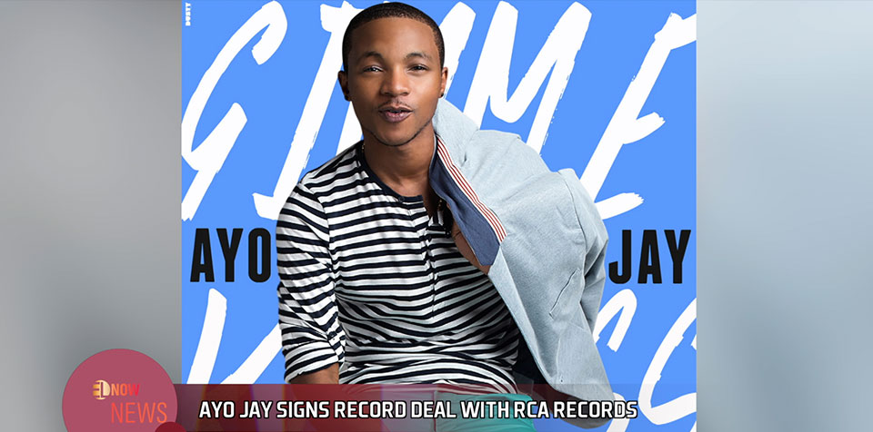 Ayo Jay signs record deal with RCA records