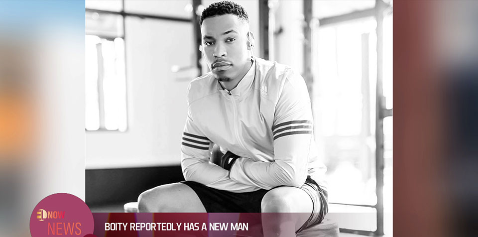 Boity reportedly has a new man