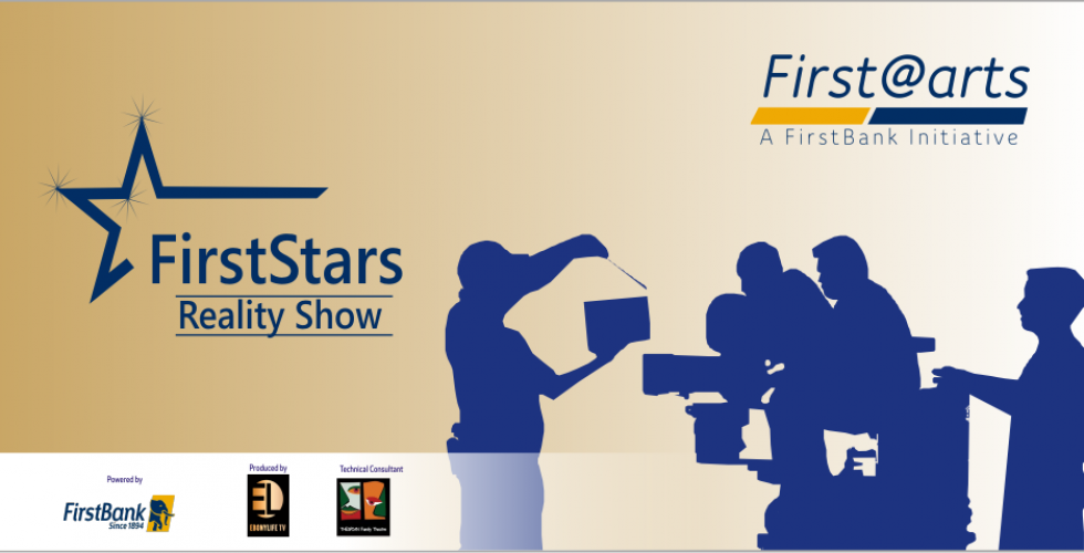 FirstBank launches 'FIRSTSTARS', a filmmaking reality TV show, in partnership with EbonyLife TV