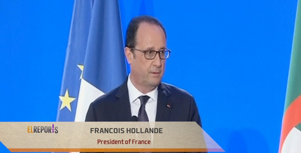 Hollande visits Morocco, calls to solve refugee crisis sticking points before EU Summit