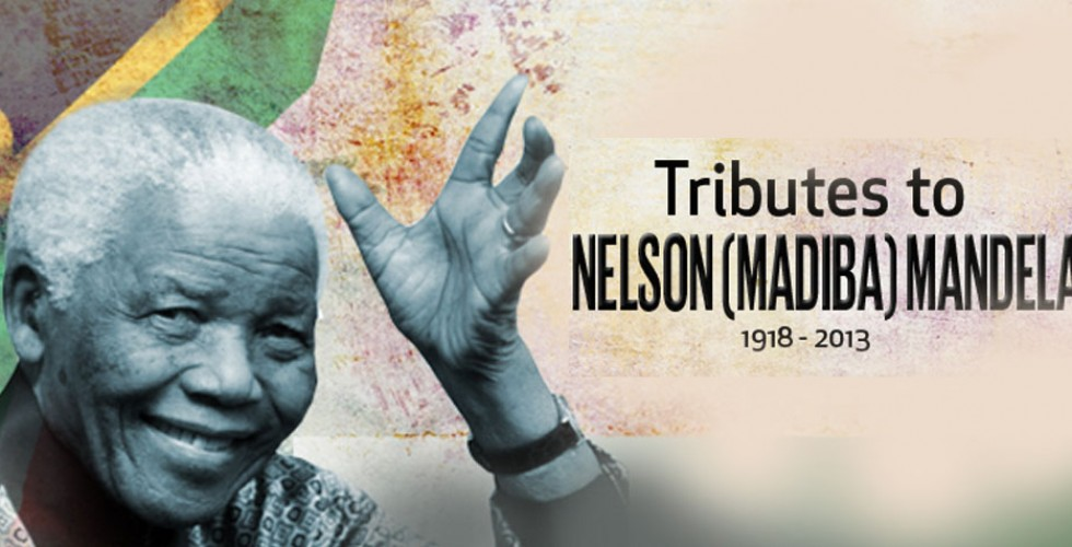 Stars come together in Mandela Tribute