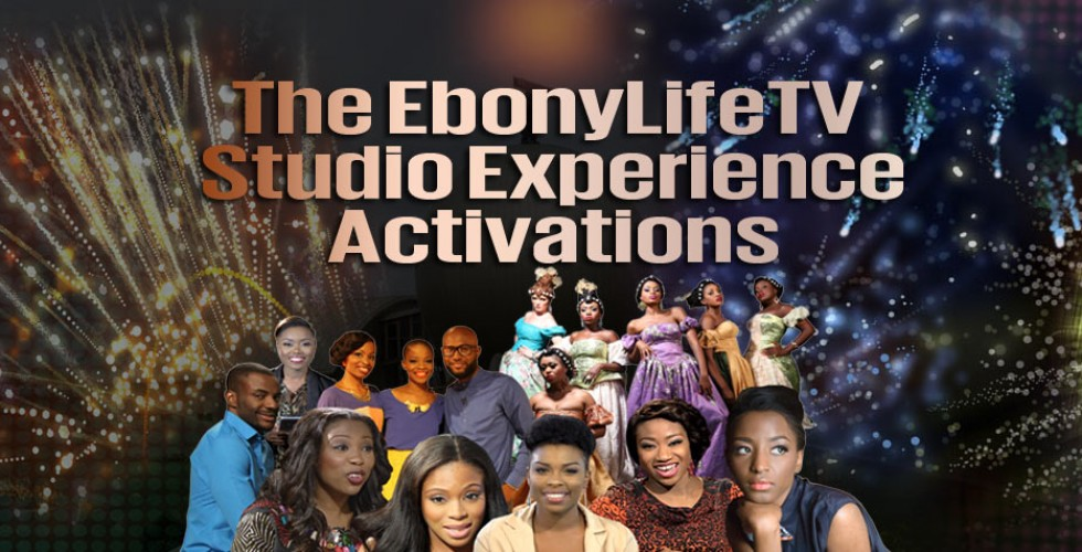THE EXPERIENCE: Live and Interactive Pop-Up Studio Show Activations