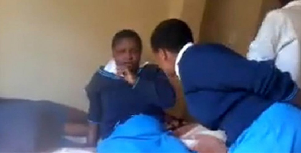 Girls expelled from school after bullying video goes viral
