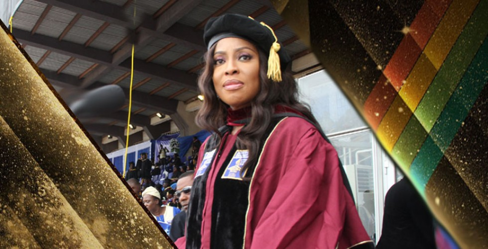 Acceptance speech by Mo Abudu, on the occasion of award of Honorary Doctorate Degree In Human Letters (Honoris Causa)