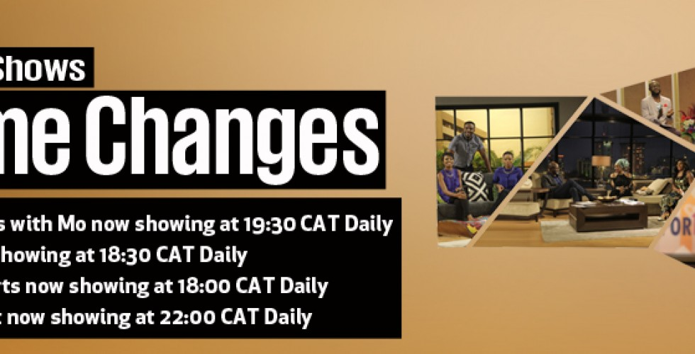 ELTV Daily Programme Time Changes