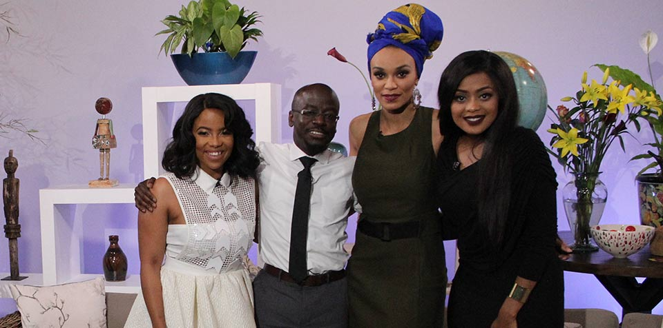 Lucilla Booyzen, Samuel Mensah & Tshego Manche The Business Of Fashion