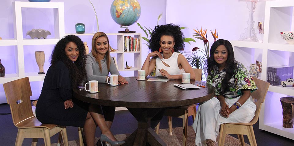 Girls Talk South Africa, Melanie Ramjee, Kirsten and Leole Francis Sisterhood And Single Moms