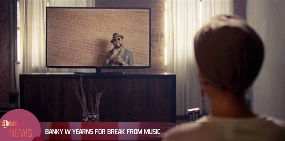 Banky W yearns for break from music