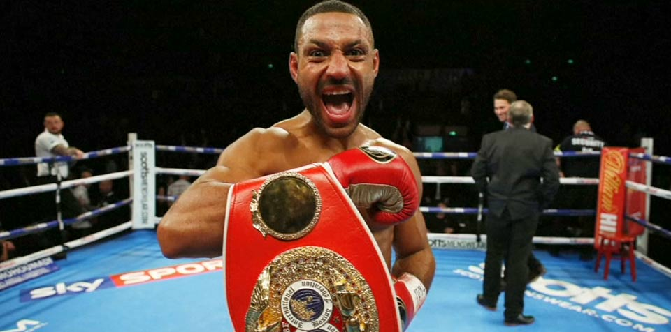Kell Brook retains IBF Welterweight Title