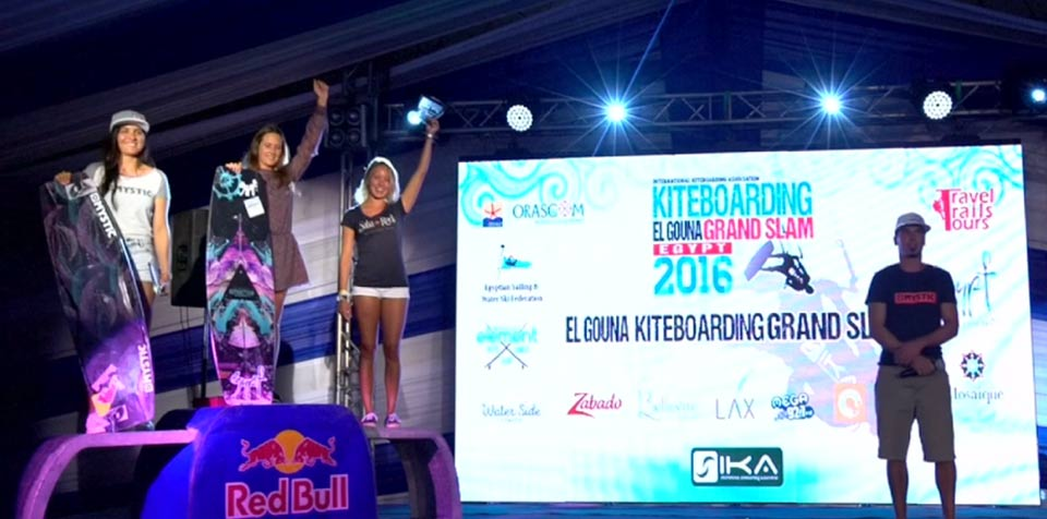 Brazil and Poland triumph in Kiteboarding World Championships