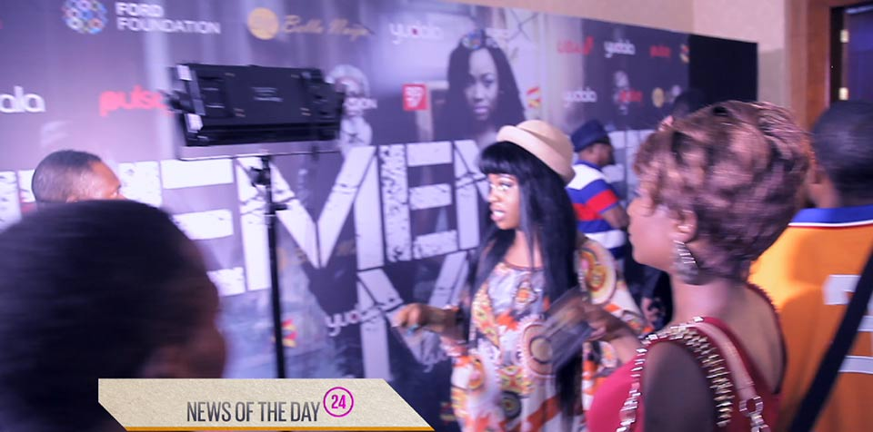 "The movie ""Remember Me"" premieres in Nigeria"