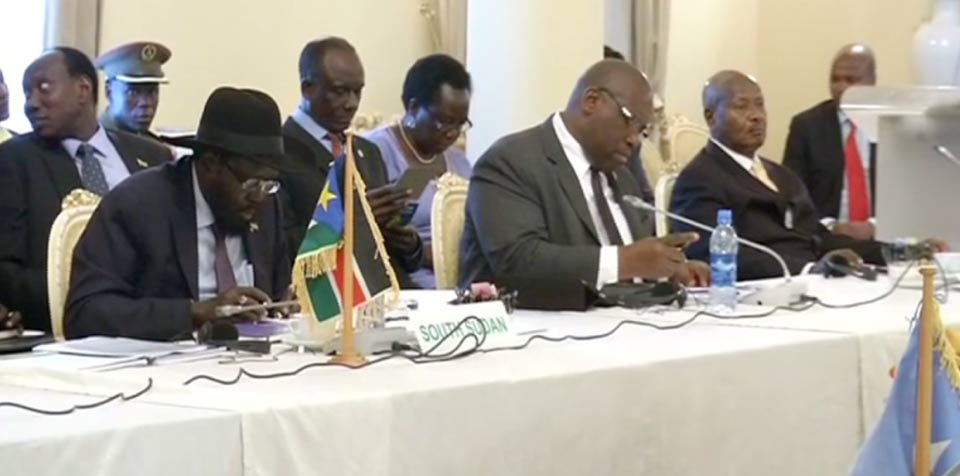 Delays in forming transition government could harm peace process in South Sudan - Envoy